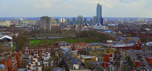 London Cityscape 5