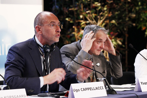 Ugo Cappellacci - Yves Gouriten