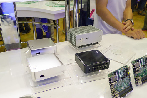 NUC sous HAswell