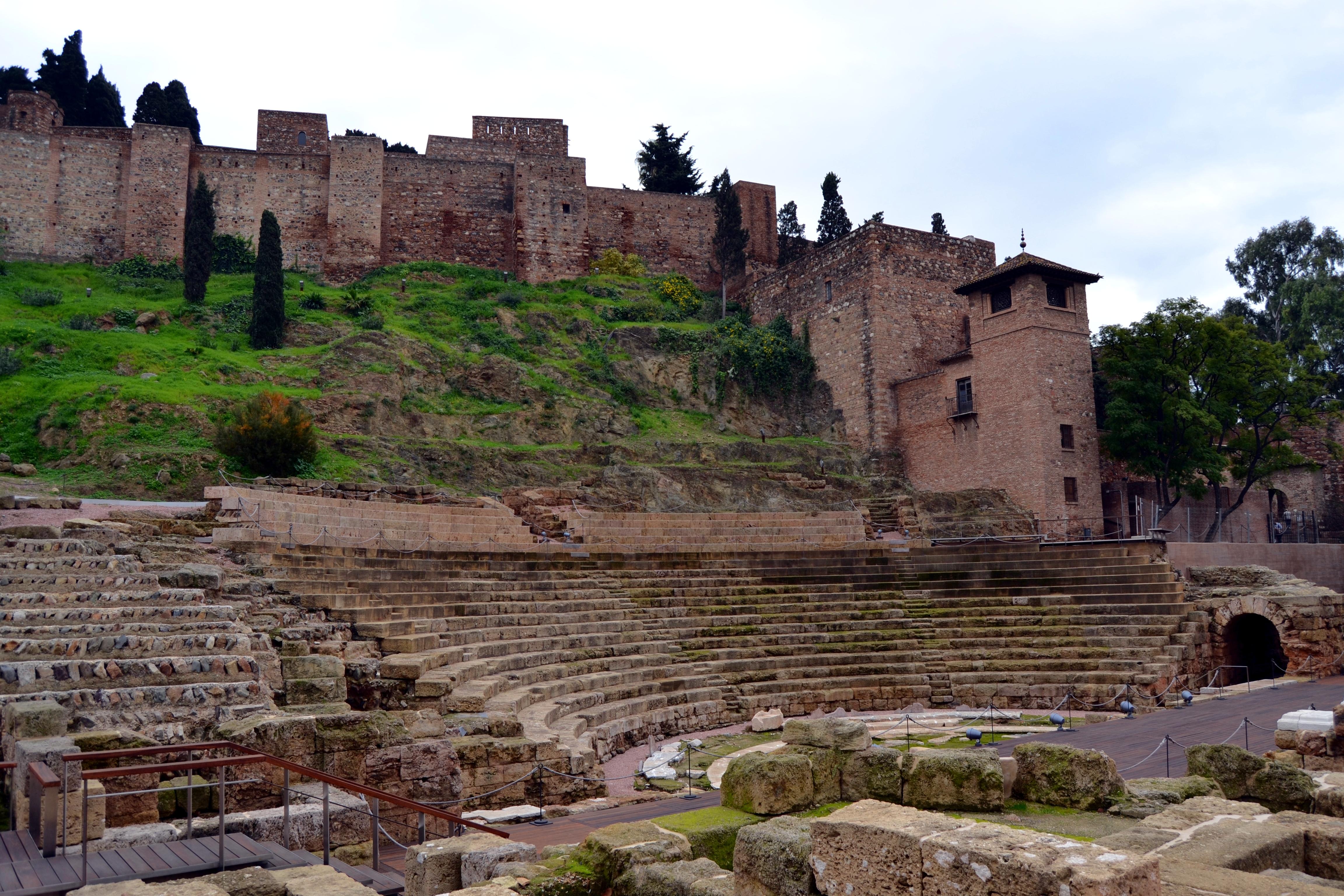 Roman Theatre of Malaga