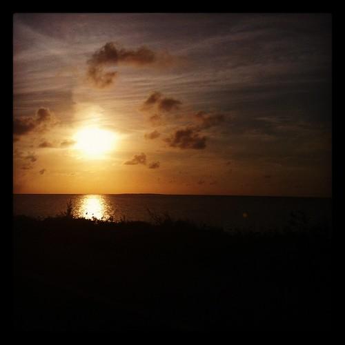 sunset bahamas iphone instagram