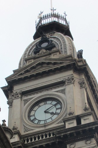 Collingwood Town Hall clock 52/24/2 #fp13 #wind by Collingwood Historical Society