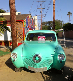 Mint Green 1951 Studebaker for Sale at Di Arte Collection