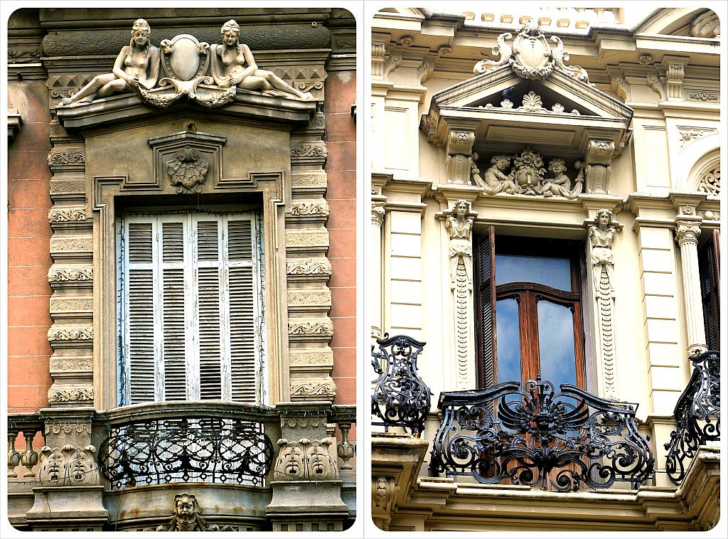 montevideo french windows