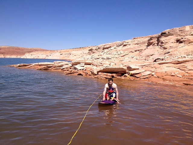 Lake Powell June 2013