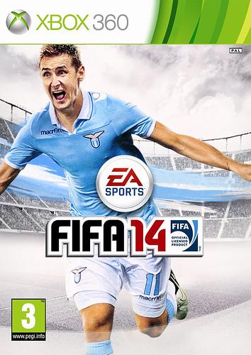 FIFA 14 Custom Cover