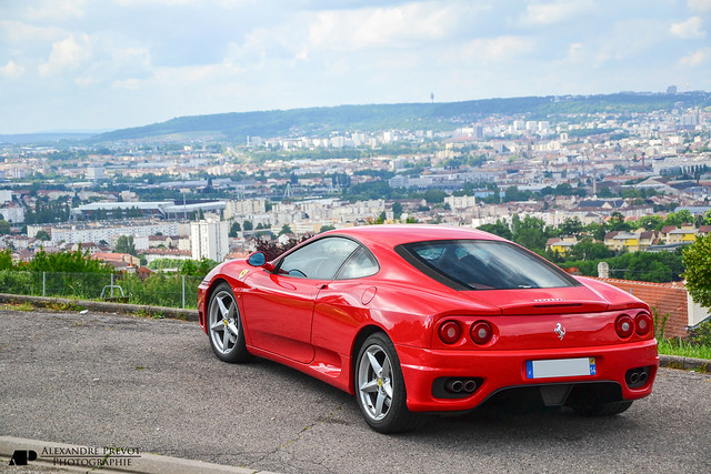 Ferrari 360 Modena (F131)