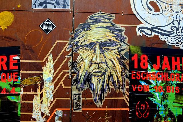 paste up | alaniz | berlin 2013