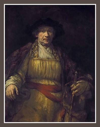 En un día como hoy pero del año 1606 nace Rembrandt Harmenszoon Van Rijn by Aceros Murillo