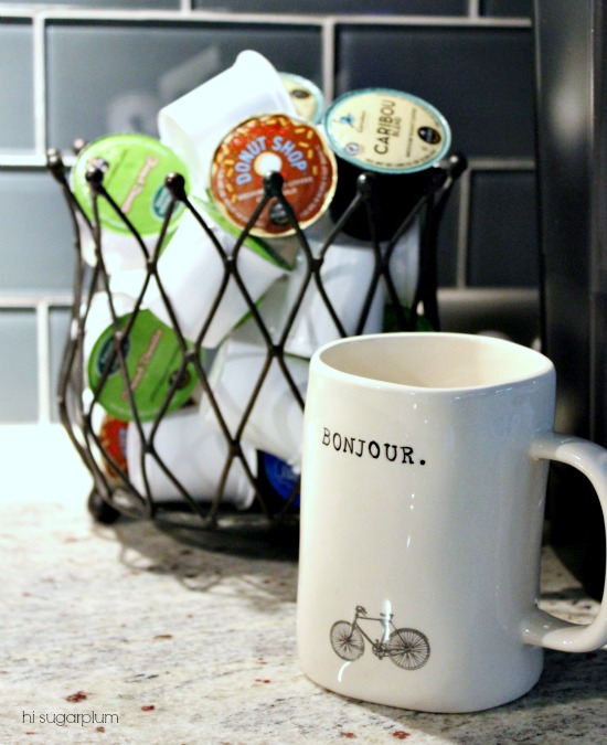 Hi Sugarplum | Keurig love
