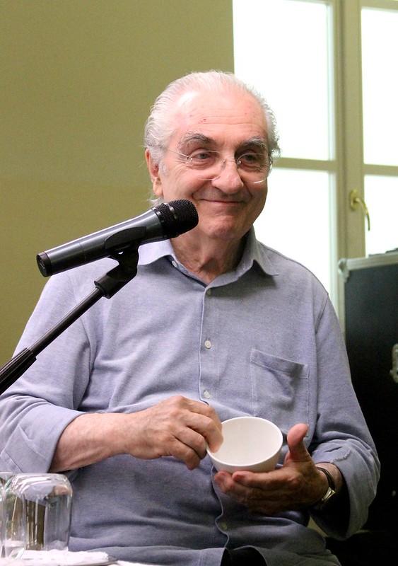 Il Maestro Gualtierro Marchesi