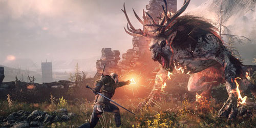 The Witcher 3: Wild Hunt PAX East 2015 Official Gameplay