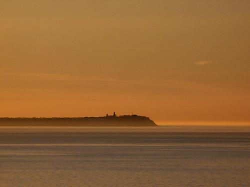 Sonnenuntergang über Kap Arkona