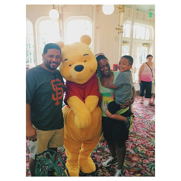 Pooh Bear!!! I'm in heaven..... #pookahsvacationadventure