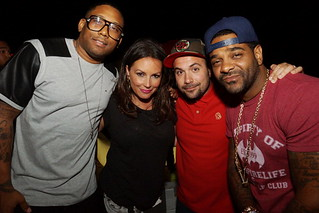 Jim Jones , Maino , Ebro , Mack wilds , and more Hot Nights Party