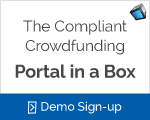 Complian Crowdfunding Portal in a Box