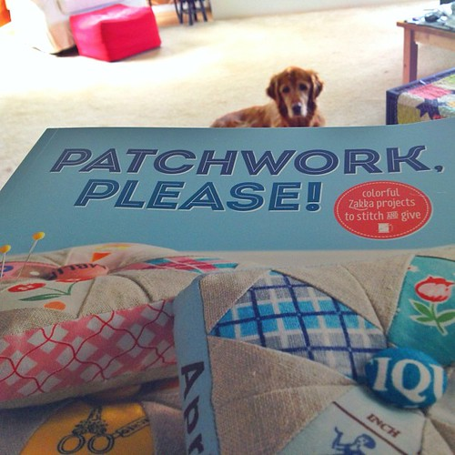 Patchwork Please!, photo by Happy Zombie, on Flickr