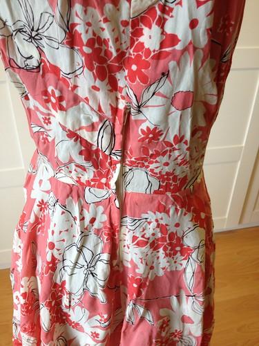 mystery dress side zip