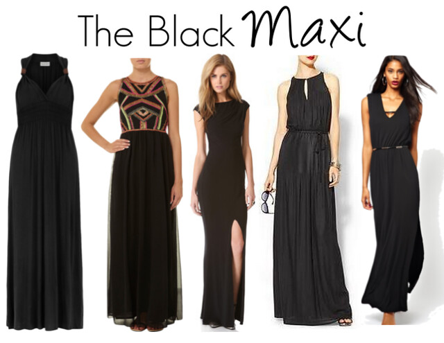 Living After Midnite: OBSESSION: The Black Maxi