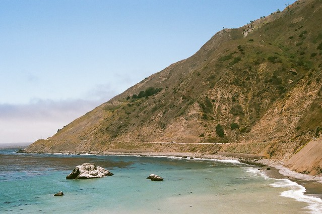 big sur - water