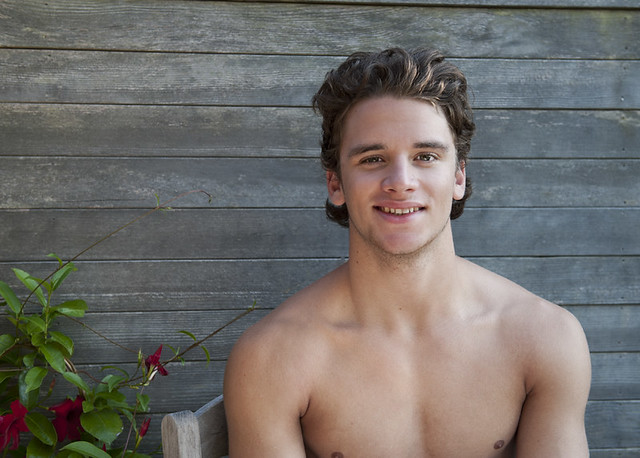 Good looking shirless young man   Flickr - Photo Sharing!  Good Looking Young Man