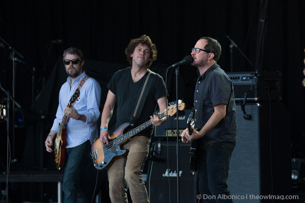 The Hold Steady @ First City Festival, Monterey 08-24-2013