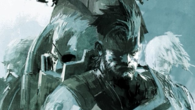 Metal Gear Solid Legacy, 01