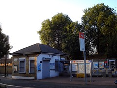 Picture of Woolwich Dockyard Station