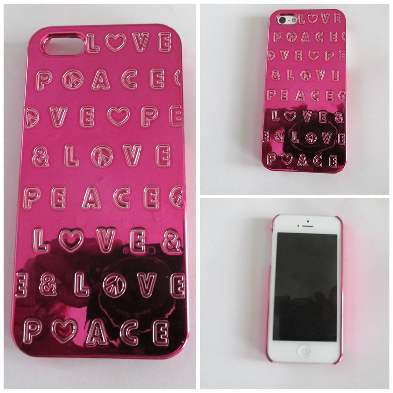 Peace and love case
