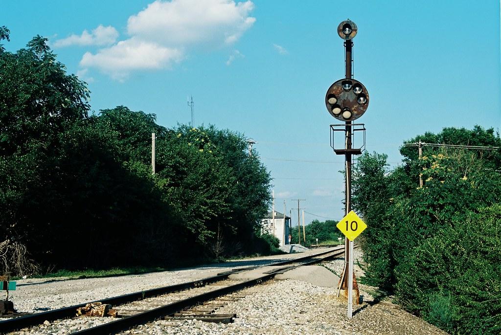 CSX - East St. Louis, IL