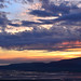 Fiery sunset over Black Combe by Welbeckian 7