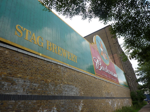 The Stag Brewery, Mortlake
