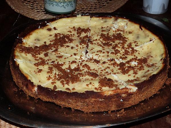 cheesecake de tristan
