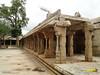 Veerabhadra Swamy Temple complex at Lepakshi, in Andhra Pradesh, India