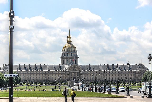 Un día en París