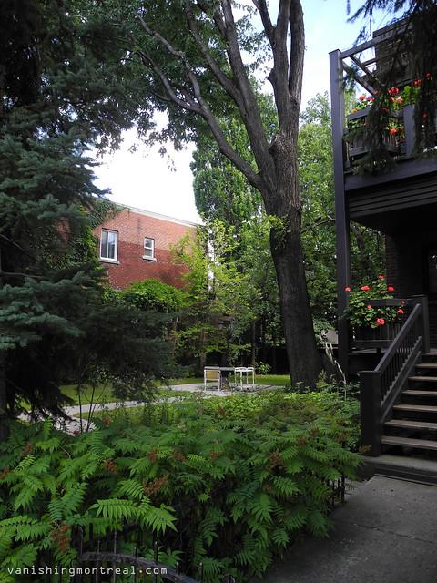 Sherbrooke - Gascon garden 4