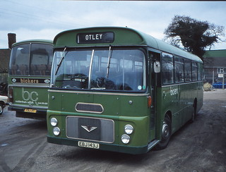 Looking back... More East Anglian bus & coach photos from the archives P2A (c) David Bell