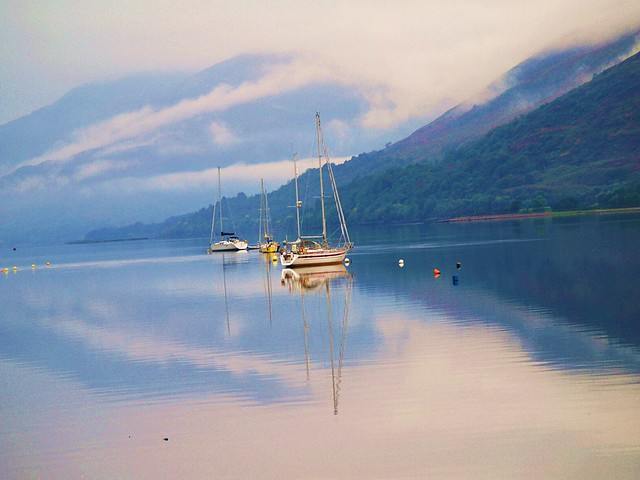 Loch Linnhe, Scottish Highlands