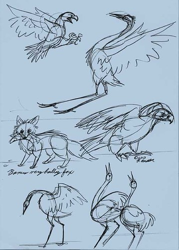 "10.3.13 - ""Earthflight"" sketches"