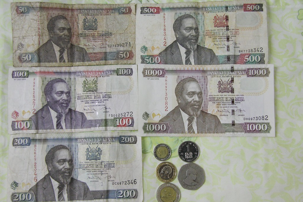 Kenyan money