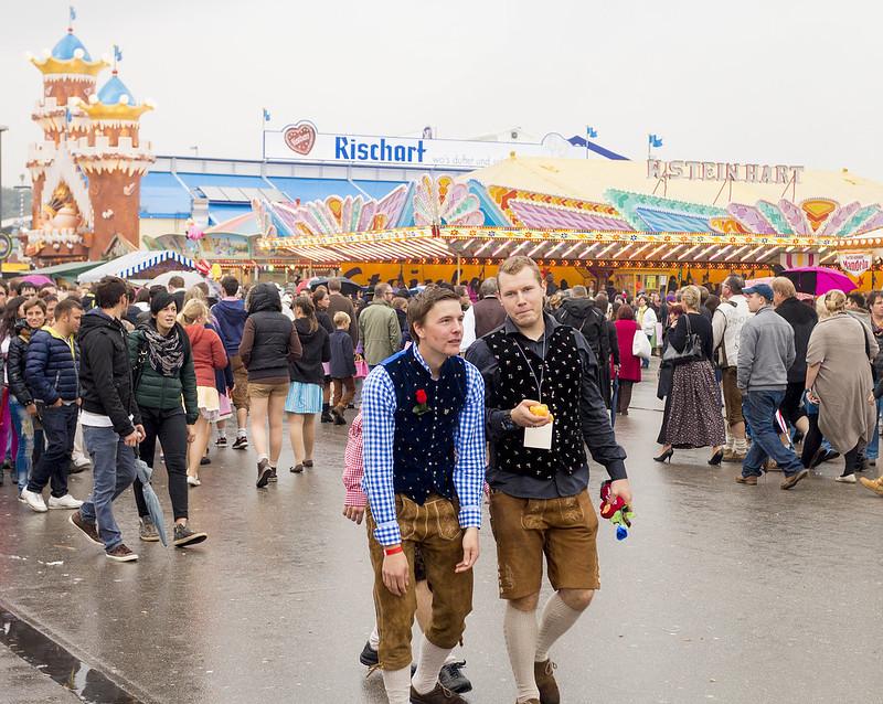 Main street - Oktoberfest 2013