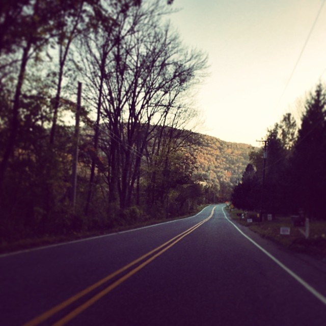 Take me home, country road #latergram