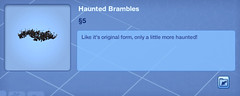 Haunted Brambles