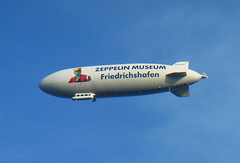aircraft, airship, blimp, zeppelin, wing, vehicle, air travel, flight,