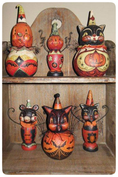 Donna's-Photo-Johanna-Parker-Collection-Carnival-Halloween-Shelf