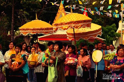 Ordenación monje budista7