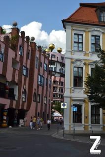 Magdeburg, Die Grüne Zitadelle