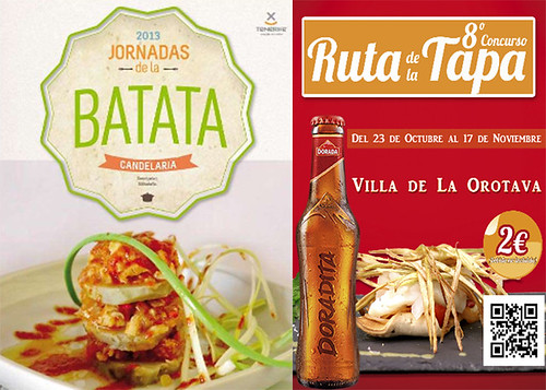 Batata and Orotava
