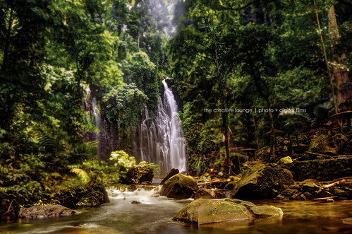 Tinago Falls, Iligan City (wide)