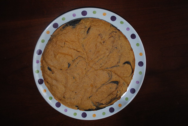 Peanut Butter Chocolate Swirl Cake (1)